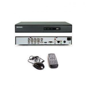 HIKVISION 8 channel dvr 1080p
