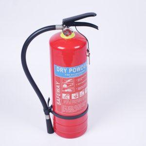 9kg dry powder fire extinguisher cylinder