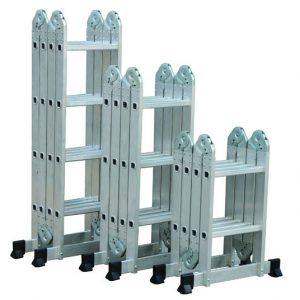 Alluminum multipurpose Ladders