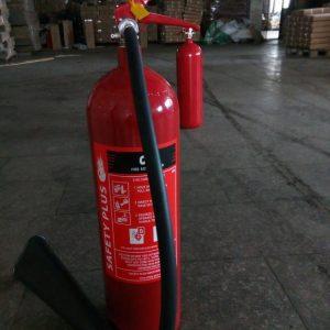 co2 carbon dioxide fire extinguisher cylinder