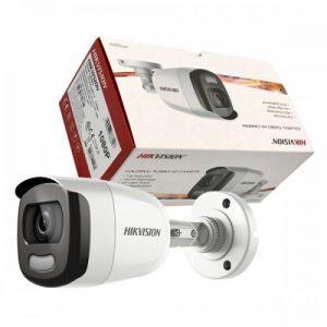 HIK vision CCTV full time colorvu 40mts