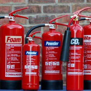 Fire Extinguishers equipments