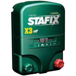 stafix x3 Energizer machine